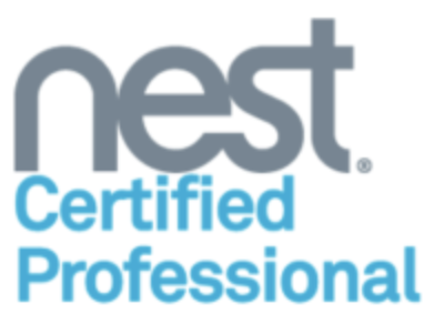 NEST Certified Installer Logo