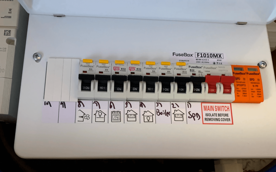 Electrical Companies Taunton - Electrical Companies Somerset